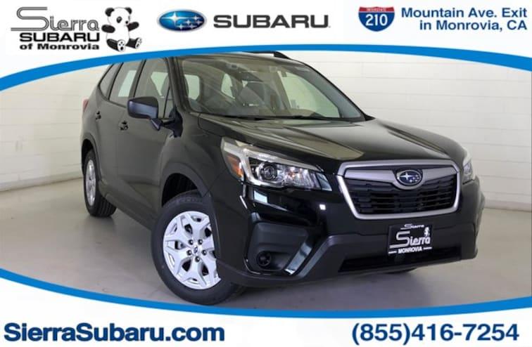 New 2019 Subaru Forester Standard SUV for sale in Monrovia, CA