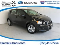 Used 2014 Chevrolet Sonic LT Auto Hatchback 128391A in Monrovia, CA