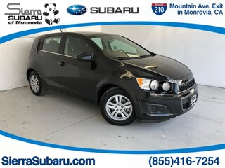 Bargain 2014 Chevrolet Sonic LT Auto Hatchback 128391A for sale in Monrovia, CA