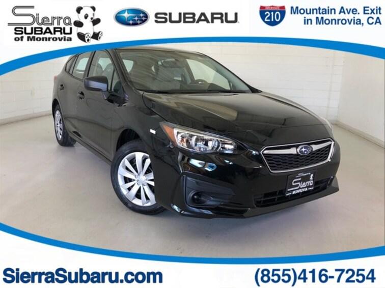 New 2019 Subaru Impreza 2.0i 5-door for sale in Monrovia, CA