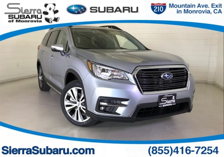 New 2019 Subaru Ascent Limited 8-Passenger SUV for sale in Monrovia, CA