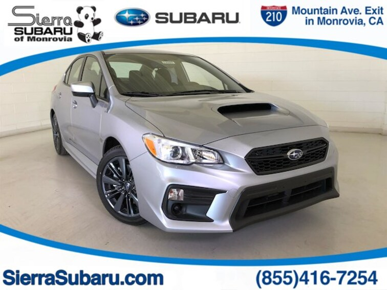 New 2019 Subaru WRX Sedan for sale in Monrovia, CA
