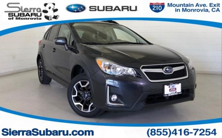 Used 2016 Subaru Crosstrek 2.0i SUV For Sale in Monrovia, CA