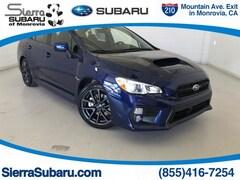 New 2019 Subaru WRX Premium (M6) Sedan 128588 for Sale in Monrovia, CA