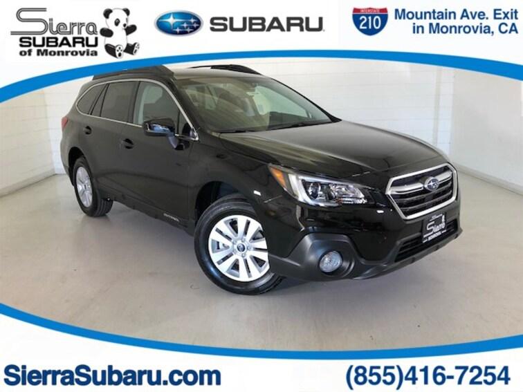New 2019 Subaru Outback 2.5i Premium SUV for sale in Monrovia, CA