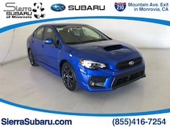 New 2019 Subaru WRX Limited Sedan 128182 for Sale in Monrovia, CA