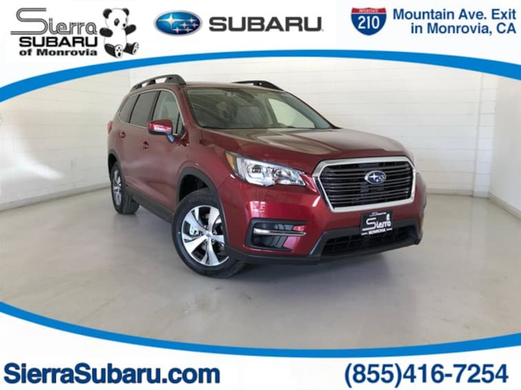 New 2019 Subaru Ascent Premium 8-Passenger SUV for sale in Monrovia, CA