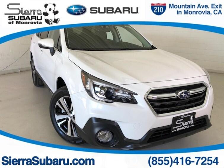New 2019 Subaru Outback 2.5i Limited SUV for sale in Monrovia, CA