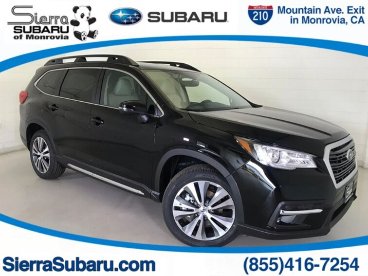 New 2019 Subaru Ascent Limited 7-Passenger SUV for sale in Monrovia, CA