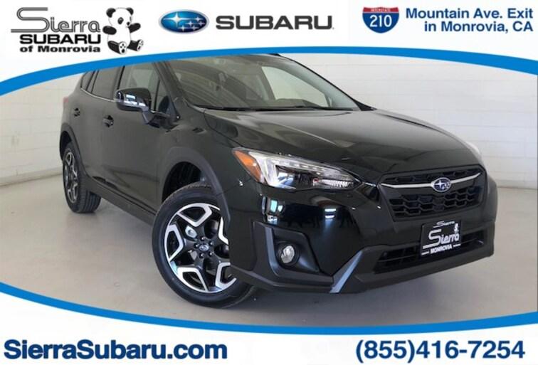 New 2019 Subaru Crosstrek 2.0i Limited SUV for sale in Monrovia, CA