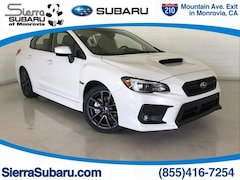 New 2019 Subaru WRX Limited Sedan 128634 for Sale in Monrovia, CA