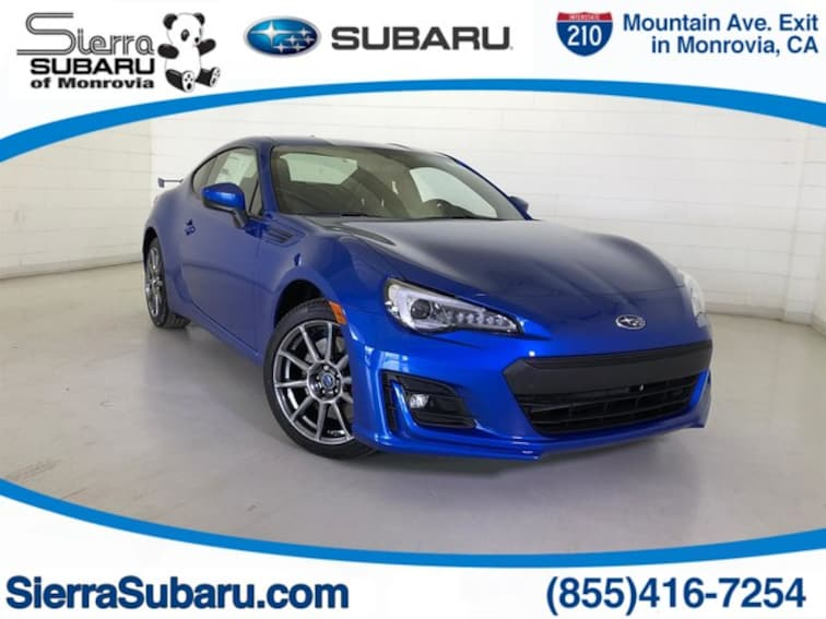 New 2019 Subaru BRZ Limited Coupe for sale in Monrovia, CA