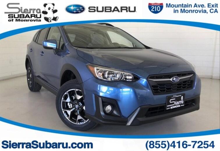 New 2019 Subaru Crosstrek 2.0i Premium SUV for sale in Monrovia, CA