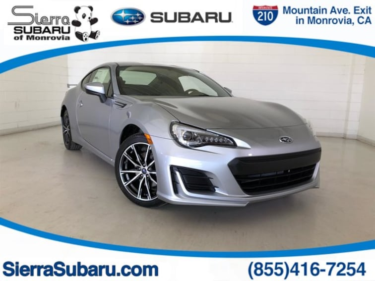 New 2019 Subaru BRZ Premium Coupe for sale in Monrovia, CA