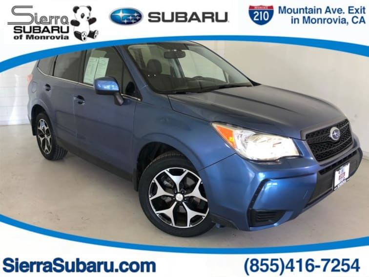 Used 2016 Subaru Forester 2.0XT Premium SUV For Sale in Monrovia, CA
