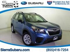 New 2019 Subaru Forester Standard SUV 128525 for Sale in Monrovia, CA