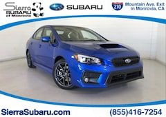 New 2019 Subaru WRX Limited Sedan 128485 for Sale in Monrovia, CA