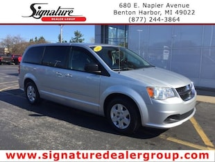 2012 Dodge Grand Caravan 4dr Wgn SE Mini-van, Passenger