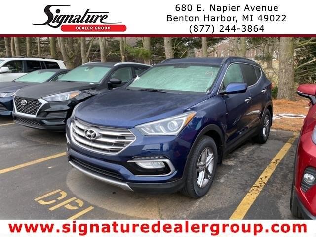 2017 Hyundai Santa Fe Sport 2.4L Auto AWD Sport Utility