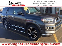 2019 Toyota 4Runner Limited 4WD Sport Utility