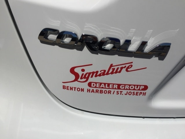 New 2020 Toyota Corolla For Sale at Signature Toyota | VIN