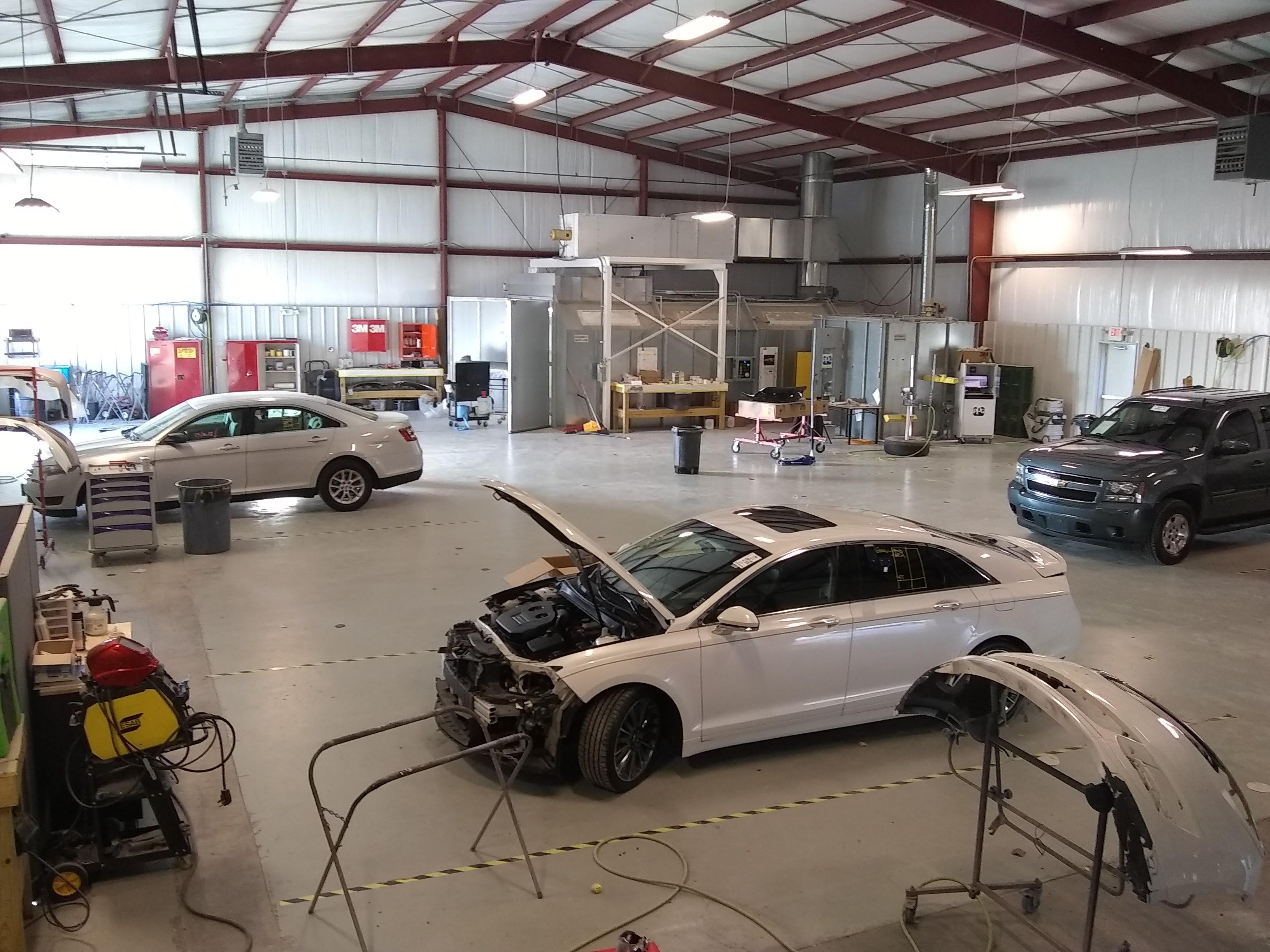 Automotive Sales And Service Denton Tx Sign It Drive It
