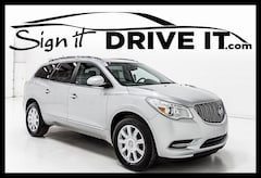 Used 2017 Buick Enclave Leather Group  - ONE Owner! NAV! Backup CAM! Sunro SUV For Sale in Denton, TX