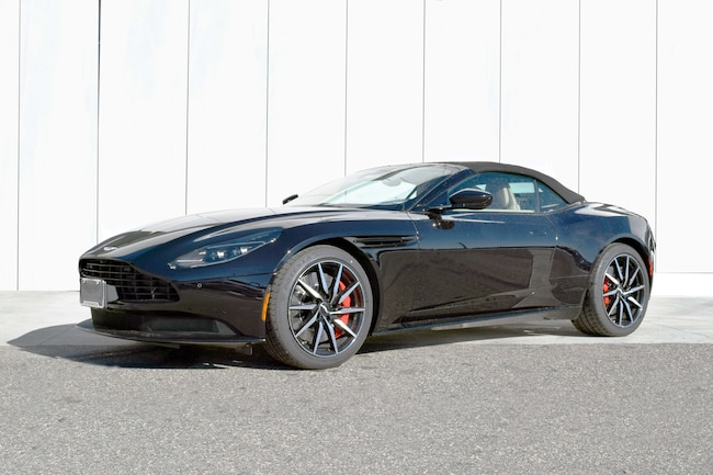 New 2019 Aston Martin DB11 Volante Convertible Near Denver