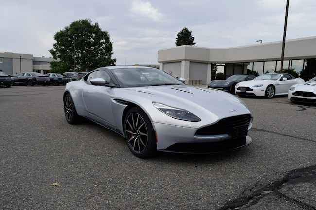 New 2017 Aston Martin Db11 For Sale Broomfield Co Near Aurora
