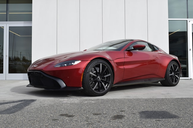 New 2019 Aston Martin Vantage Coupe Near Denver