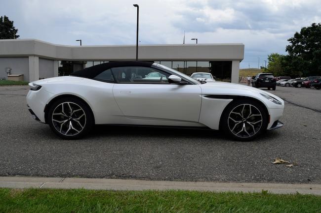New 2019 Aston Martin Db11 For Sale Broomfield Co Near Aurora