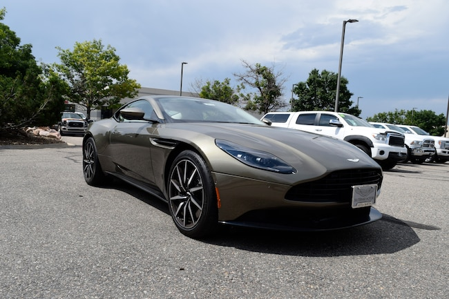 2018 Aston Martin DB11 Coupe Coupe