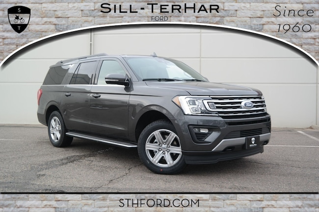 New 2019 Ford Expedition Max XLT SUV Near Denver
