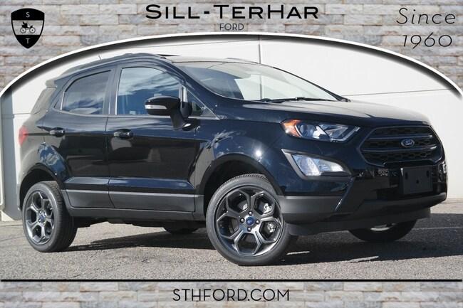 New 2018 Ford EcoSport SES SUV Near Denver