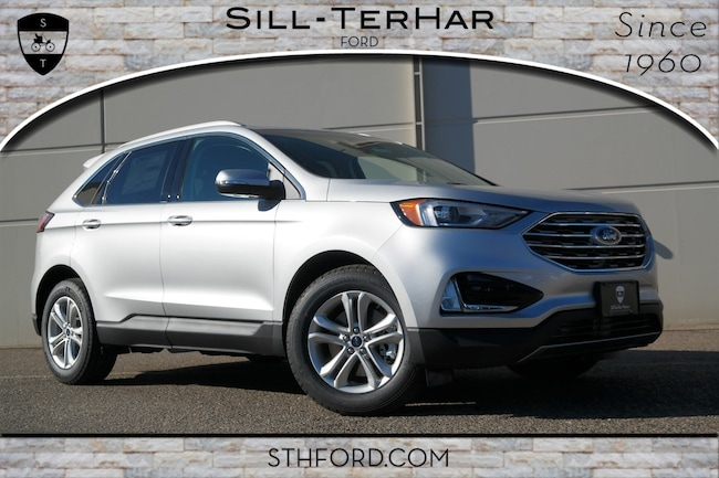 New 2019 Ford Edge SEL SUV Near Denver