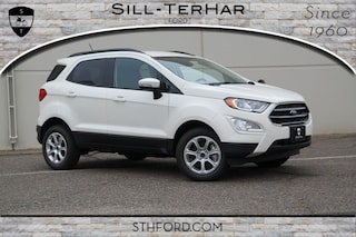 New 2018 Ford EcoSport SE SUV in Broomfield