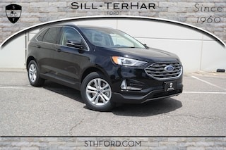 New 2019 Ford Edge SEL SUV in Broomfield