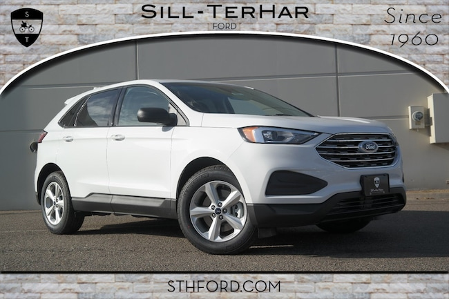 New 2019 Ford Edge SE SUV Near Denver