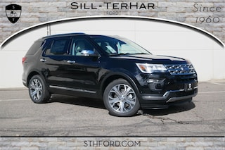 New 2019 Ford Explorer Limited SUV in Broomfield