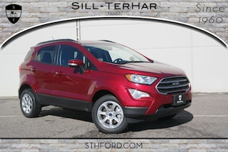 New 2019 Ford EcoSport SE SUV in Broomfield