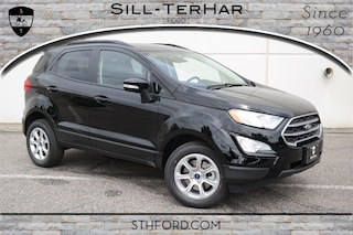 New 2019 Ford EcoSport SE SE 4WD in Broomfield