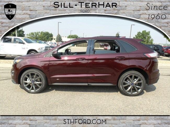 New 2018 Ford Edge Sport SUV Near Denver