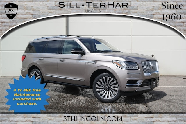 New 2019 Lincoln Navigator For Sale Or Lease Broomfield Co Near