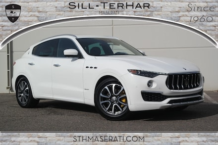 Featured new 2019 Maserati Levante GranLusso SUV for sale in Broomfield, CO