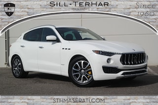 New 2019 Maserati Levante GranLusso SUV in Broomfield