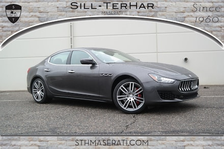 Featured new 2019 Maserati Ghibli S Sedan for sale in Broomfield, CO
