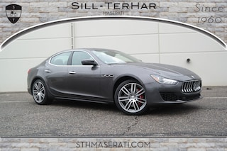 New 2019 Maserati Ghibli S Sedan ZAM57YSA5K1328335 in Broomfield, CO