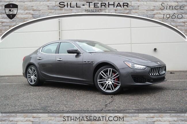New 2019 Maserati Ghibli S Sedan Near Denver