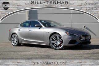 New 2019 Maserati Ghibli S Q4 GranSport Sedan ZAM57YTS0K1315886 in Broomfield, CO
