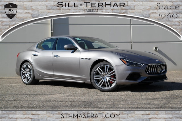 New 2019 Maserati Ghibli S Q4 Gransport For Sale Or Lease Denver